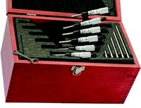S436.1, S436 Series 12-24IN  Micrometer Sets