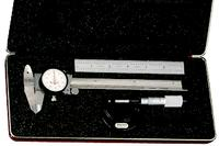 Basic Precision Measuring Tool Set