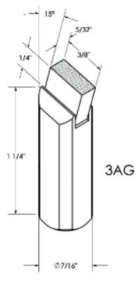 Grit Diamond Grit Dresser