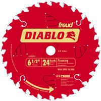 Diablo 6 1/2IN  Framing Circular Saw Blades
