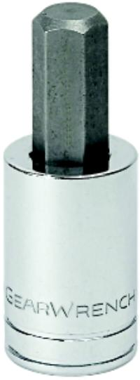 17mm 1/2 Inch Drive Hex Bit Sockets