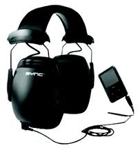SYNC 25dB Sound Management Earmuffs