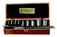 Minute Man 13 Piece Keyway Broach Standard Set No. 10