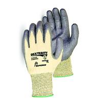 Dexterity® Medium/8 Cut Resistant String Knit Gloves