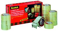 Scotch® 2IN  x 54yds. 3M™ Box Sealing Tape 375 with Dispenser H122