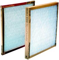 16IN x25IN x1IN  StrataDensity Air Filters