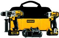 20V Max Lithium-Ion Cordless 2 Tool Combo Kit