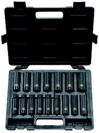 Blackhawk by Proto  1/2IN  Deep Impact Socket Set