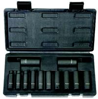 Blackhawk by Proto  3/8IN  Deep Impact Socket Set