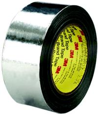 1IN x55yds 3M™ Aluminum Foil Tape 4380