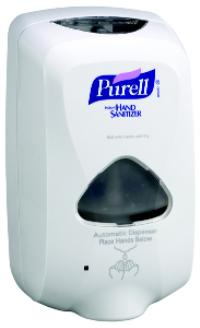 Purell® TFX™ 1200ml Touch Free Hand Sanitizer Dispenser