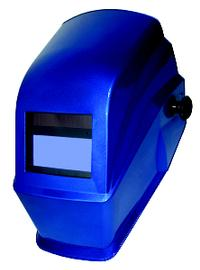 Blue NITRO* with NITRO* ADF Variable Auto Darkening Welding Helmet