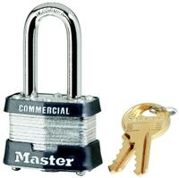 No. 3 1 1/2IN  Laminated Steel Padlocks