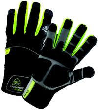 Large/9 Waterproof Hi-Dex Winter Glove with Hi-Vis Forchettes