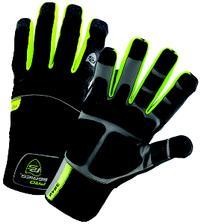 Medium/8 Waterproof Hi-Dex Winter Glove with Hi-Vis Forchettes