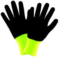 Posigrip Medium/8 Dual Layer Sandy Latex Full Dip Glove