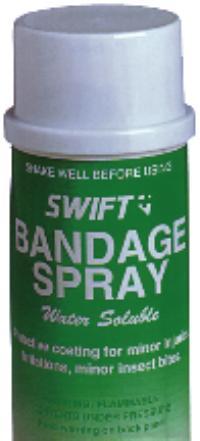 Bandage Spray
