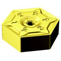 S-60 Milling GCK20W 60 Degree Double Sided Hexagonal Insert