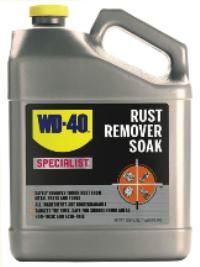 Specialist 1gal Rust Remover Soak