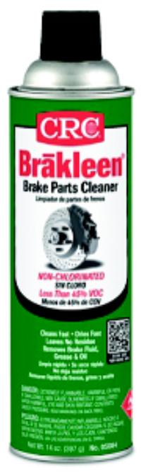 Brakleen® 14oz Net Wt Brake Parts Cleaner