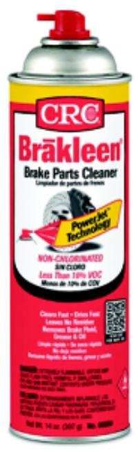 Brakleen® 20oz Brake Parts Cleaner