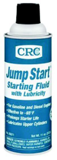Jump Start® 16oz Aerosol Starting Fluid with Lubricity