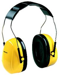 25dB 3M™ Peltor Optime 98 Over-the-Head Earmuffs
