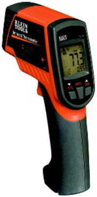 Cordless 12:1 Dual Laser Infrared Thermometer