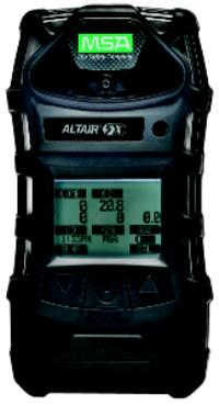 ALTAIR® 5X Monochrome Display Multigas Detector Kits