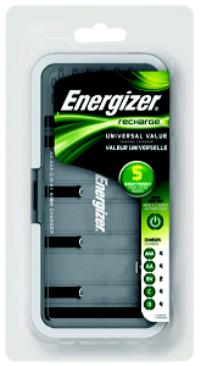 Energizer  Recharge Universal Value Battery Charger