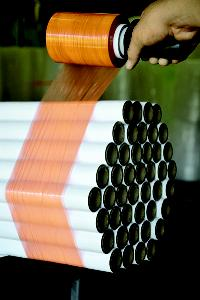 Quikwrap 5IN x1000', 80ga Bundling Handwrap / Stretch Film