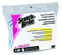 Scotch-Brite™ 2.8IN  x 4.5IN  x 1.2IN  Easy Erasing Pad 4004CC