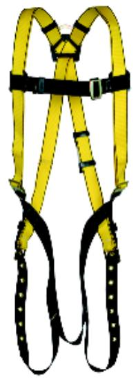 Workman Standard Full Body Harness