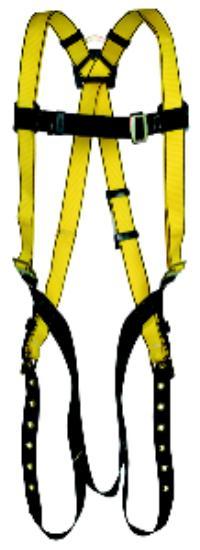 Workman XLarge Full Body Harness
