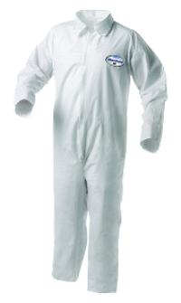 KleenGuard Medium Liquid & Particle Protection Coveralls