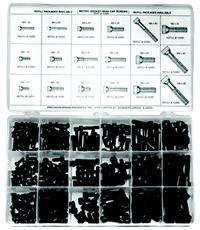 255 Pieces Metric Socket Head Cap Screw Assortment