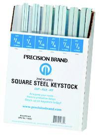 32 Square Keystock Assortment