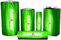 Recharge Plus AAA Rechargeable NiMH Batteries