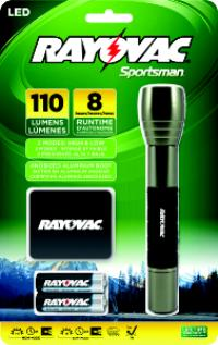 Sportsman 2 AA High Performance LED Flashlights