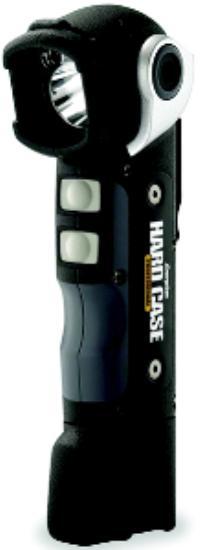Professional Hard Case® 2 AA LED Swivel Flashlights