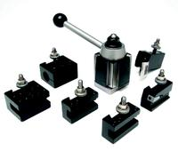 Super Precision 7 Piece Starter Set (Post & 6 Holders)