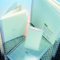BCR 1040 Series 8.5IN  x 11IN  Cleanroom Spiral Notebooks