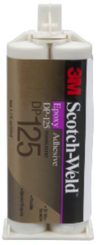 Scotch-Weld™ Gray 3M™ Epoxy Adhesive DP125 Duo-Pak