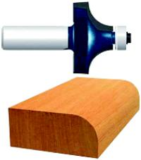 5/16IN  1 1/8 Inch Roundover Router Bit
