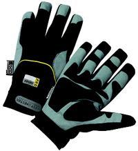Medium/8 Waterproof Winter Glove with PVC Grip