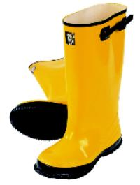 10 17 Inch Waterproof Rubber Boot