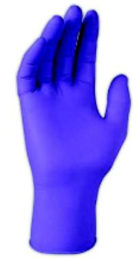 Purple Nitrile Medium/8 Nitrile Gloves
