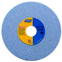 Norton SG 7IN x1IN x1 1/4IN  Rec 1/S 2 3/4IN x 1/2IN  Verified Grinding Wheel