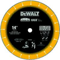 14IN x1IN  Diamond Edge Chop Saw Wheels