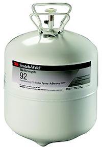 Intermediate 3M™ Hi-Strength Laminating 92 Cylinder Spray Adhesive